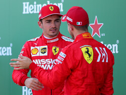 Leclerc: Ferrari's priority is the team result