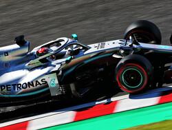 Hamilton prijst Mercedes na behalen zesde constructeurstitel op rij