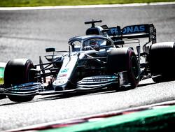 Lewis Hamilton rijdt snelste ronde van Grand Prix van Japan