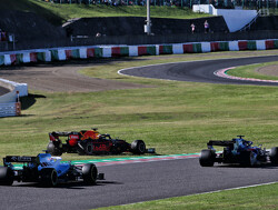 Verstappen unhappy with 'irresponsible' Leclerc after Suzuka crash