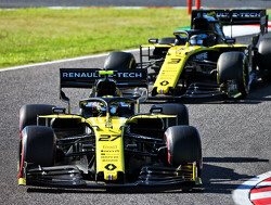 Renault disqualified from Japanese GP result