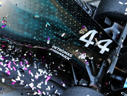 How dominant is Mercedes during its current streak of titles?