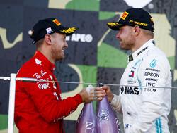 """Sebastian Vettel: """"Ferrari moet werk beter doen om Mercedes te verslaan"""""""