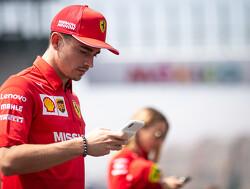 """Leclerc over botsing met Verstappen: """"Hij wist dat ik een fout had gemaakt"""""""