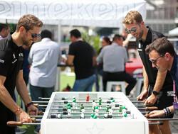 Haas-coureurs vrezen voor toekomst van het team