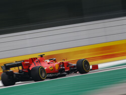 FP2: Vettel fastest ahead of Verstappen, Albon crashes