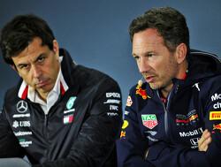 """Wolff over Hamilton naar Red Bull: """"Zeg nooit nooit"""""""