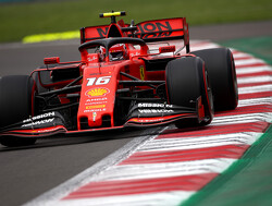 FP3: Leclerc heads damp final practice
