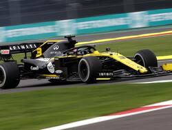 Renault hard aan de slag voor VT3: hydraulisch lek gevonden bij Ricciardo