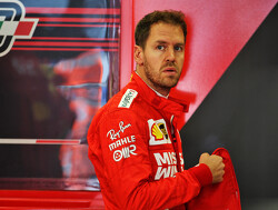 Vettel confident he could have matched Verstappen's pace
