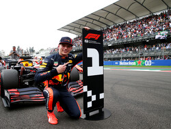 Verstappen stripped of pole position after stewards' investigation
