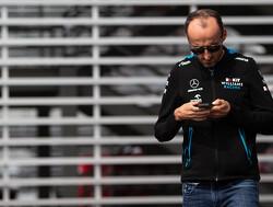 """Williams: """"Robert Kubica moet kritiek intern houden"""""""