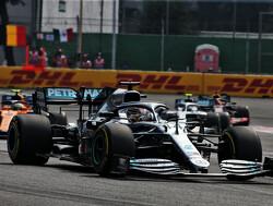 Grand Prix van Mexico: Hamilton wint, inhaalrace Verstappen naar P6
