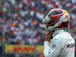 """Jenson Button: """"GP Mexico een van beste races ooit van Hamilton"""""""