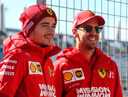 Leclerc's qualifying performances must be appreciated - Vettel