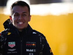 Albon labels Red Bull 2020 confirmation as 'crazy'
