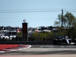 VT2: Hamilton grijpt macht op COTA, Verstappen rijdt derde tijd