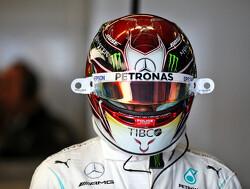 """Hamilton ontevreden met zichzelf: """"Auto had potentie voor pole position"""""""