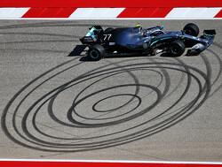 US GP: Hamilton secures sixth title as Bottas wins in Austin