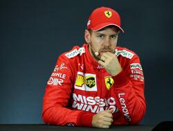 Vettel wilde waarheid van sterker Mercedes niet onder ogen zien in 2019