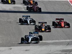GP Verenigde Staten: Hamilton pakt wereldtitel, maar Bottas wint in Verenigde Staten
