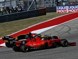 Vettel en Ferrari tasten in duister over oorzaak kapotte achterwielophanging