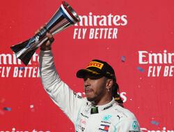 Lewis Hamilton heeft behalen wereldtitel 'nog niet echt' gevierd
