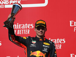 """Max Verstappen put hoop uit tweede seizoenshelft: """"Onze snelheid was competitief"""""""