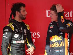 Daniel Ricciardo neemt Max Verstappen met humoristische vergelijking goed te grazen