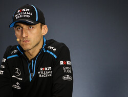 Kubica pleased with physical performance of F1 comeback