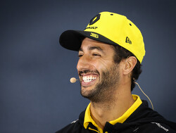 Ricciardo: Renault starting to gain consistency