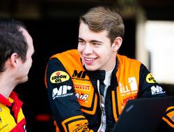 Richard Verschoor test voor MP Motorsport in Bahrein