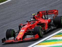 Stewards bevestigen gridstraf van 10 plaatsen voor Charles Leclerc