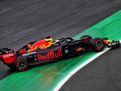 Max Verstappen positief gestemd na 'rommelige dag' op Interlagos