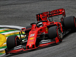 FP2: Vettel narrowly heads Leclerc in second practice