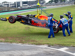 Christian Horner legt schuld crash Alexander Albon bij Red Bull Racing