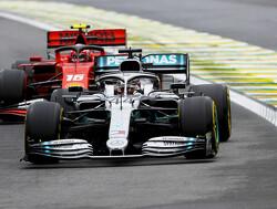 VT3: Hamilton houdt Verstappen nipt van eerste positie op Interlagos