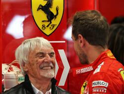 """Ecclestone: """"Ik zette Stroll onder druk om Vettel te contracteren"""""""