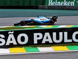De startopstelling voor de Grand Prix van Brazilië 2019