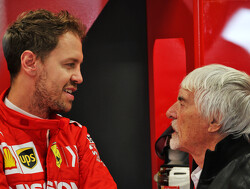Ecclestone suggests Vettel should retire or move to McLaren for 2021