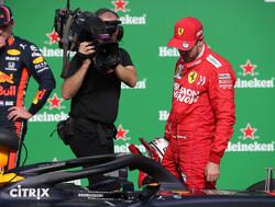 """Vettel na P2: """"We staan hier met een reden, we hebben snelheid en vermogen"""""""
