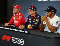 Vettel en Hamilton verrast door snelheid Red Bull op rechte stukken in Brazilië