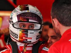 Vettel bijt spits af voor Ferrari tijdens eerste week wintertests