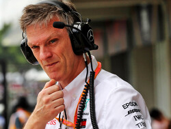 Allison found Mercedes arrival 'intimidating'