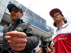 Robert Kubica heeft een bericht voor zijn fans achtergelaten na bezoek fabriek Alfa Romeo