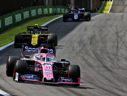 Perez: Points a surprise due to lack of straight-line speed