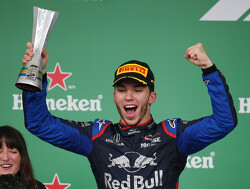 Gasly emotional over 'amazing' Brazil podium