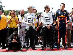"""Dringen op de rijders-markt: Haas voegt Sergio Perez toe aan het lijstje: """"Bijna tien namen"""""""