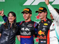 Grand Prix Brazilië kende jongste podium ooit