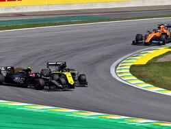 No hard feelings towards Ricciardo after clash - Magnussen